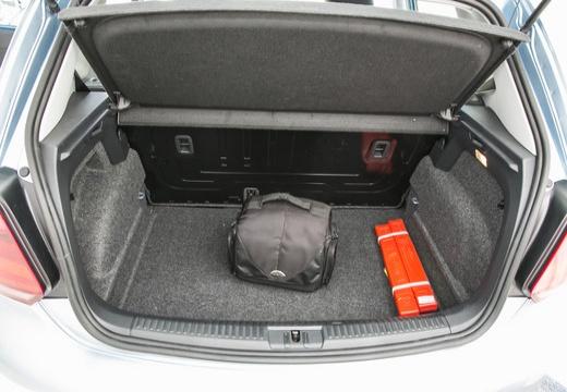 VW Polo 1.4 TSI ACT DSG (2014-2017) Laderaum