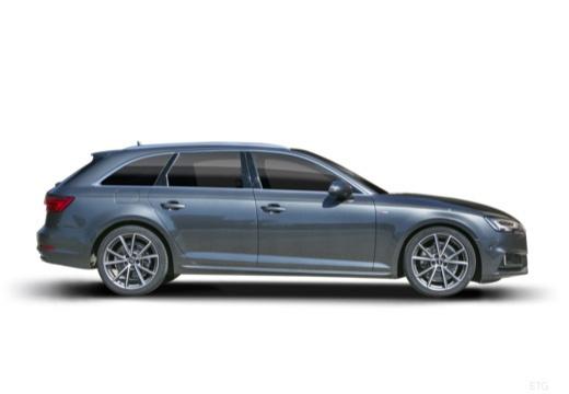Audi A4 Avant 1.4 TFSI (seit 2016) Seite rechts