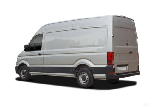 VW Crafter 30 TDI VA (seit 2017) Heck + links