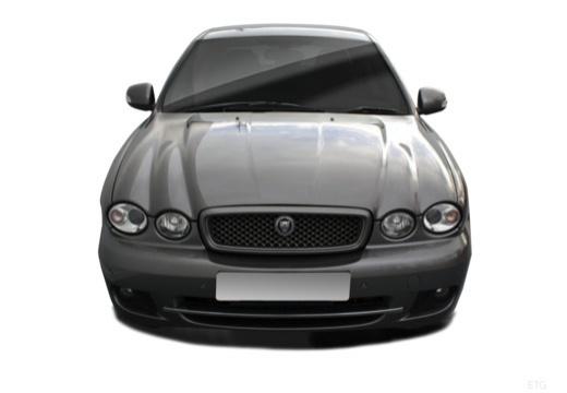 Jaguar X-Type 3.0 V6 (2008-2008) Front