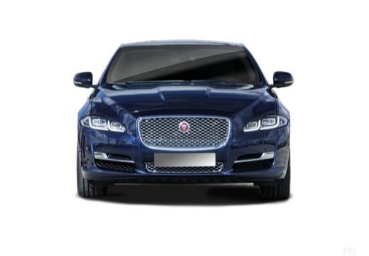 Jaguar XJ 3.0 V6 Kompressor AWD (seit 2015) Front