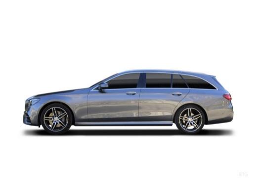 Mercedes-Benz E 220 d T 9G-TRONIC (seit 2016) Seite links