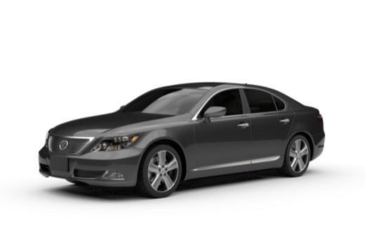 Lexus LS 600h (2010-2012) Front + links