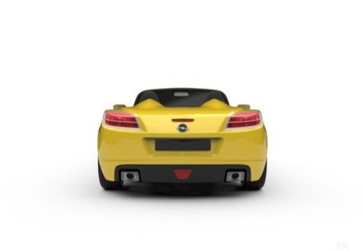 Opel GT (2006-2009) Heck