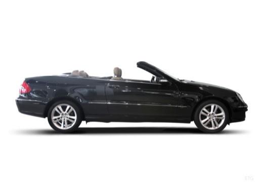 Mercedes-Benz CLK Cabrio 500 7G-TRONIC (2006-2009) Seite rechts