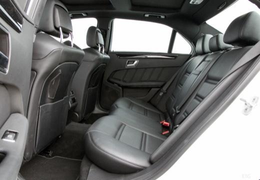 Mercedes-Benz AMG E 63 S 4Matic AMG Speedshift 9G-MCT (seit 2017) Innenraum