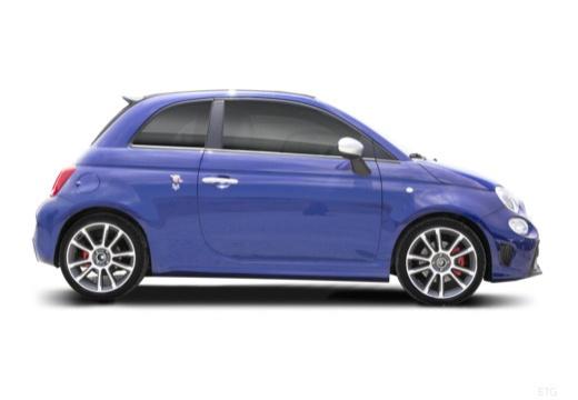 Fiat 595 C Aut. (2016-2016) Seite rechts