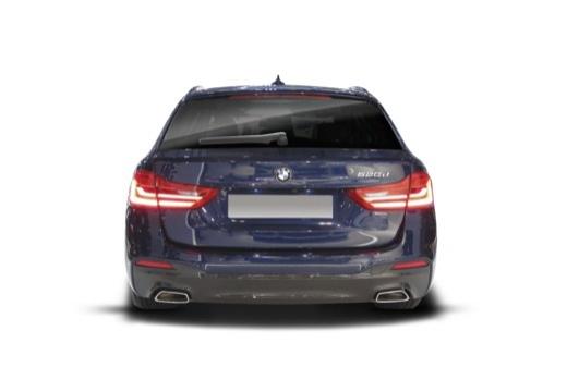 BMW 540i xDrive Touring Aut. (seit 2017) Heck