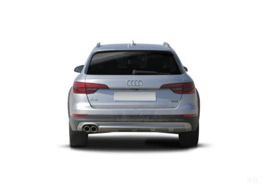 Audi A4 allroad quattro 2.0 TDI S tronic (2016-2016) Heck
