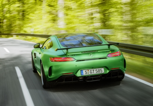 Mercedes-Benz AMG GT R Coupe AMG Speedshift 7G-DCT (2016-2016) Heck + links