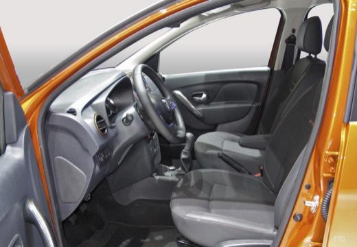 Dacia Sandero Stepway TCe 90 S&S (2017-2017) Innenraum