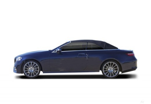 Mercedes-Benz E 400 4Matic Cabrio 9G-TRONIC (seit 2017) Seite links