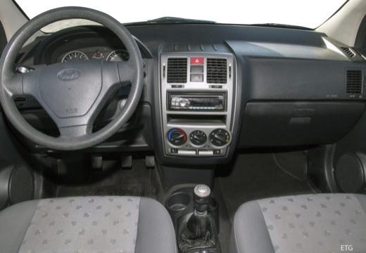 Hyundai Getz 1.6 (2002-2005) Armaturenbrett