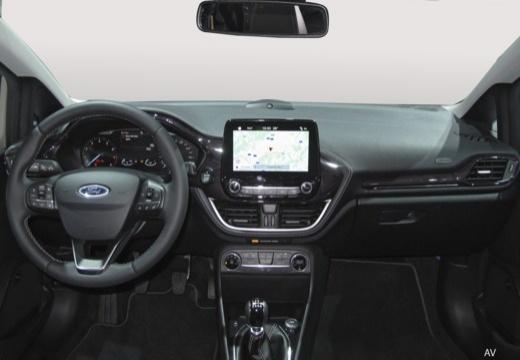 Ford Fiesta 1.5 TDCi S&S (seit 2017) Armaturenbrett