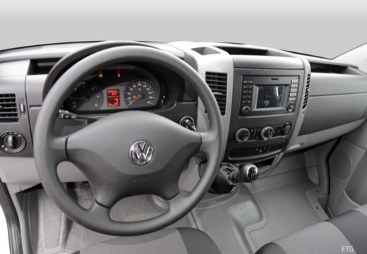 VW Crafter 35 TDI (2016-2016) Armaturenbrett