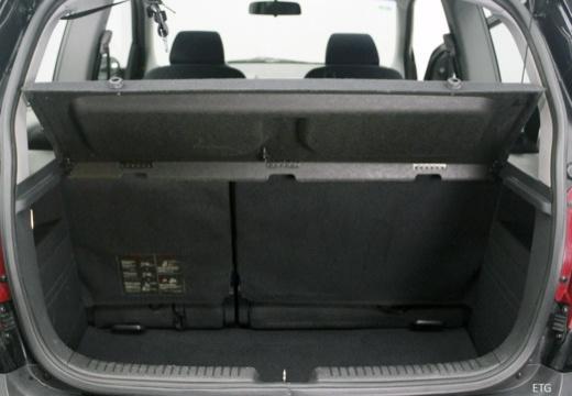 Hyundai Getz 1.5 CRDi VGT (2005-2009) Laderaum