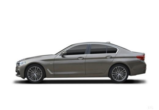 BMW 530i Aut. (seit 2016) Seite links