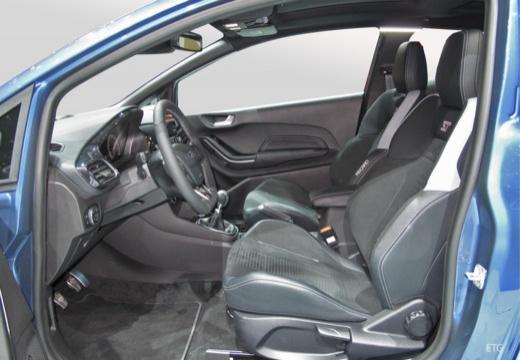 Ford Fiesta 1.1 (seit 2017) Innenraum