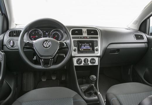 VW Polo 1.4 TSI ACT DSG (2014-2017) Armaturenbrett