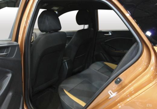Hyundai i20 1.4 CRDi (seit 2014) Innenraum