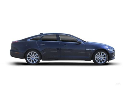 Jaguar XJ 3.0 V6 Kompressor AWD (seit 2015) Seite rechts