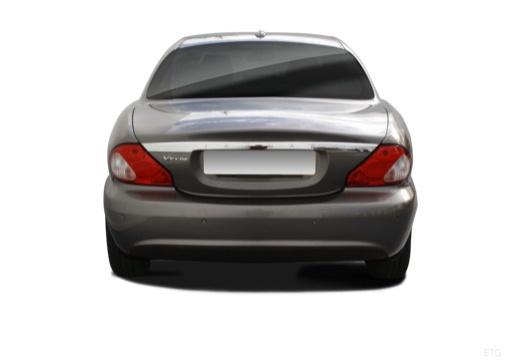 Jaguar X-Type 3.0 V6 (2008-2008) Heck