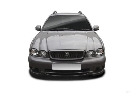 Jaguar X-Type Estate 2.2 Diesel (2008-2009) Front