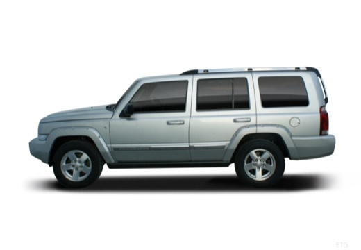 Jeep Commander 5.7 V8 HEMI Automatik (2006-2009) Seite links