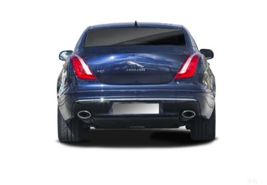Jaguar XJ 3.0 V6 Kompressor AWD (seit 2015) Heck