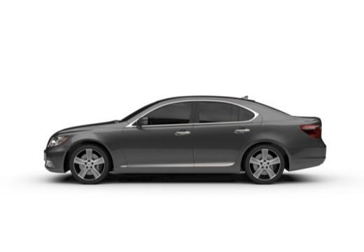 Lexus LS 460 (2010-2012) Seite links