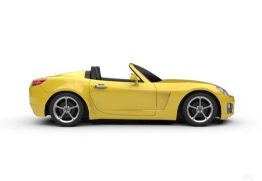 Opel GT (2006-2009) Seite rechts