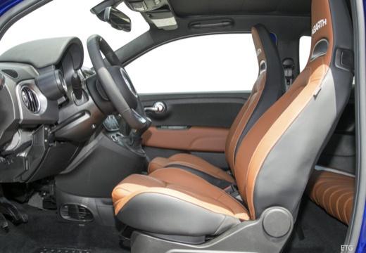 Fiat 595 C Aut. (2016-2016) Innenraum