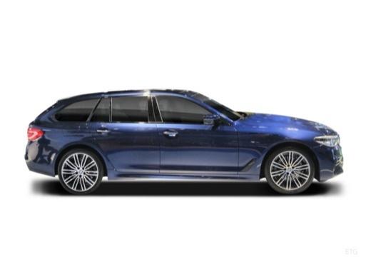 BMW 520d Touring (seit 2017) Seite rechts
