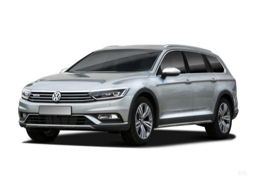 VW Passat Alltrack 2.0 TSI BlueM. Techn. 4Motion DSG (2015-2015) Front + links
