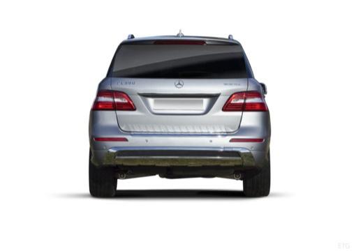 Mercedes-Benz ML 500 4MATIC BlueEFFICIENCY 7G-TRONIC (2012-2015) Heck