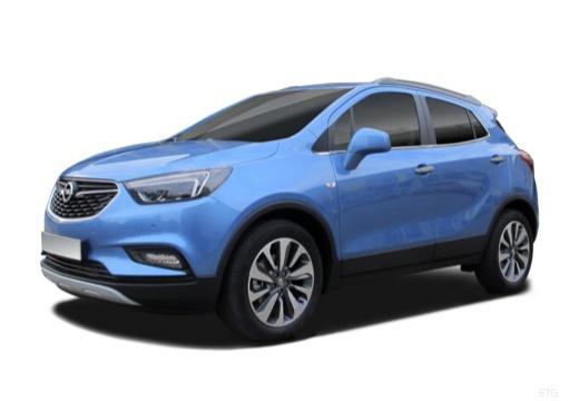 Opel mokka tests erfahrungen for Opel mokka opc line paket exterieur
