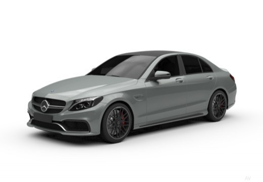 Mercedes-Benz AMG C 43 4Matic 9G-TRONIC (2016-2016) Front + links