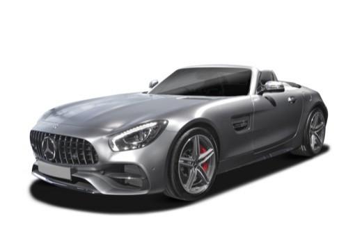 Mercedes-Benz AMG GT Roadster AMG Speedshift 7G-DCT (2016-2016) Front + links