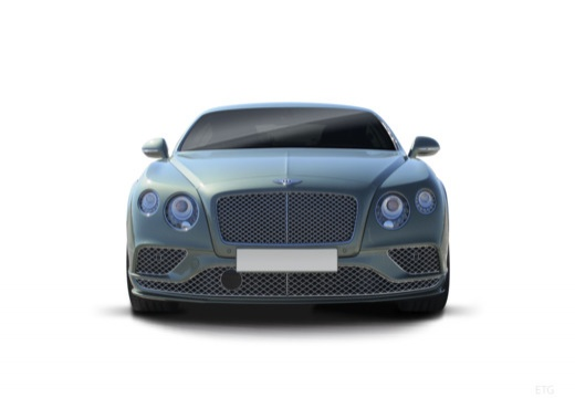 Bentley Continental GT Speed Convertible (2016-2016) Front