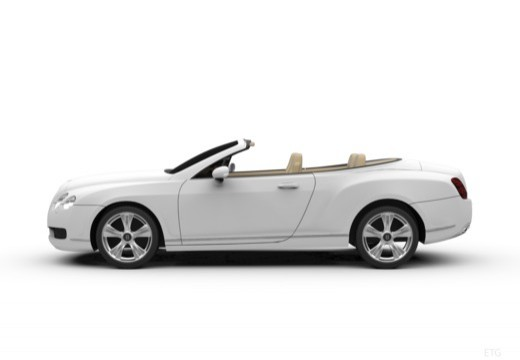 Bentley Continental GTC Speed (2009-2011) Seite links