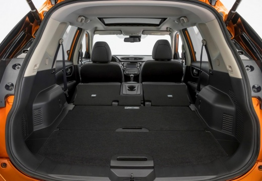 Nissan X-Trail 1.6 DIG-T (seit 2017) Laderaum