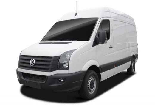 VW Crafter 30 TDI (2016-2016) Front + links