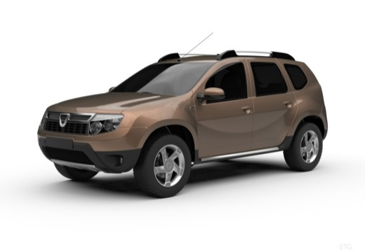 Dacia Duster dCi 90 FAP 4x2 (2012-2012) Front + links