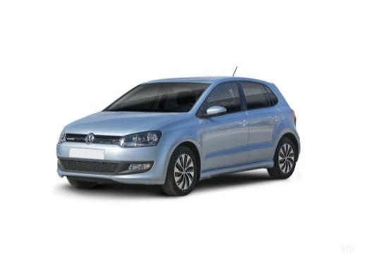 VW Polo 1.4 TSI ACT (2014-2017) Front + links