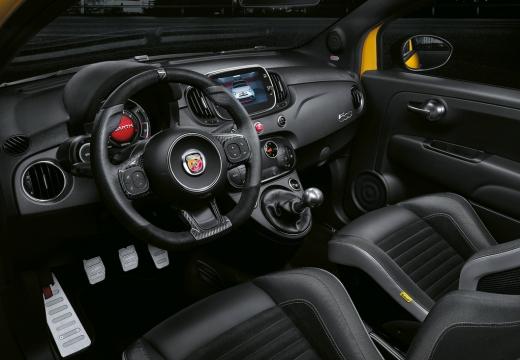 Fiat 595 (2016-2016) Armaturenbrett