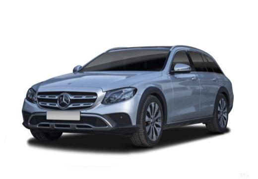 Mercedes-Benz E 220 d 4Matic T 9G-TRONIC (seit 2017) Front + links