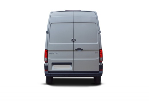 VW Crafter 30 TDI VA (seit 2017) Heck