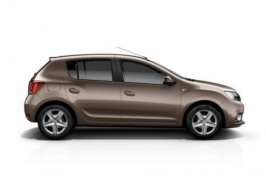 Dacia Sandero SCe 75 (seit 2016) Seite rechts