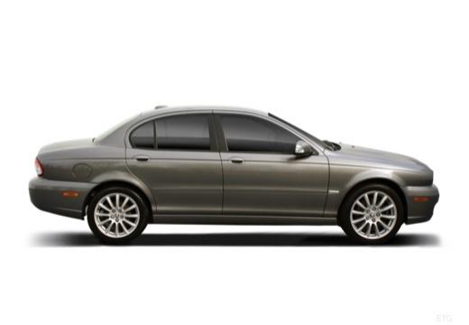 Jaguar X-Type 3.0 V6 (2008-2008) Seite rechts