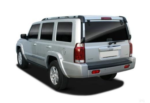 Jeep Commander 5.7 V8 HEMI Automatik (2006-2009) Heck + links